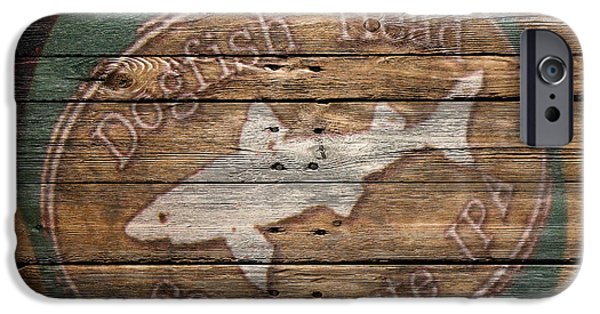 Saloons iPhone Cases - Dogfish Head iPhone Case by Joe Hamilton