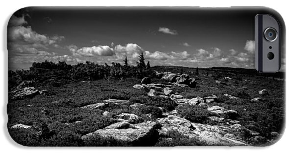 Sod iPhone Cases - Dolly Sods West Virginia  iPhone Case by Shane Holsclaw
