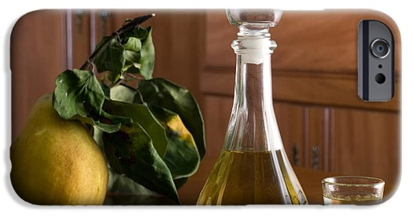 Agricultural iPhone Cases - Domestic table iPhone Case by Sinisa Botas