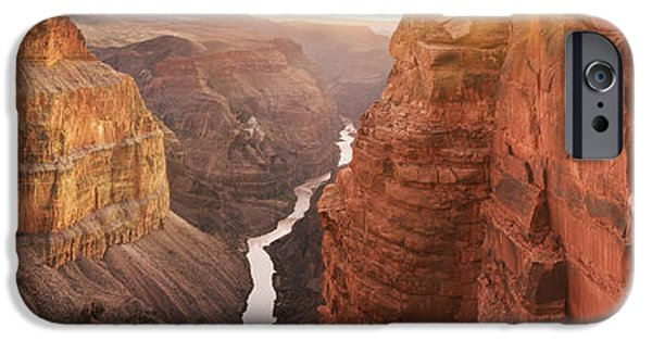 Grand Canyon iPhone Cases - Dominion - CraigBill.com - Open Edition iPhone Case by Craig Bill