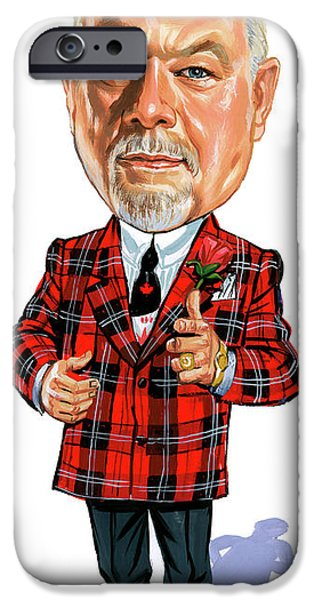 Art iPhone Cases - Don Cherry iPhone Case by Art