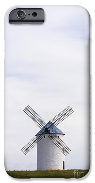 Don Quixote iPhone Cases - Don Quixote Nemesis iPhone Case by Margie Hurwich