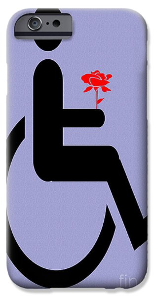 Multimedia iPhone Cases - Dont Worry Be Happy iPhone Case by Tina M Wenger