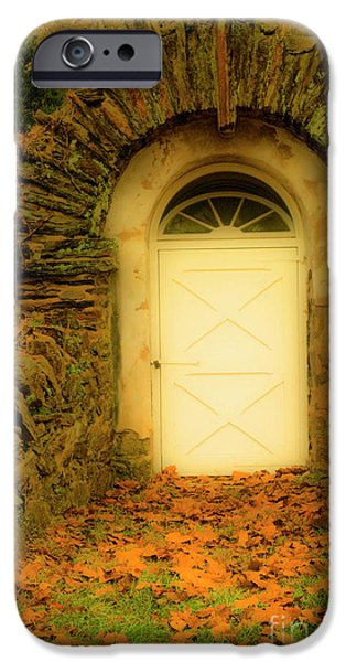 House iPhone Cases - Doorway to The Outside iPhone Case by Paul W Faust -  Impressions of Light