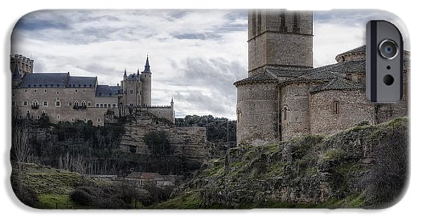 Religious iPhone Cases - Double the View iPhone Case by Joan Carroll