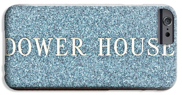 Stately iPhone Cases - Dower house iPhone Case by Tom Gowanlock