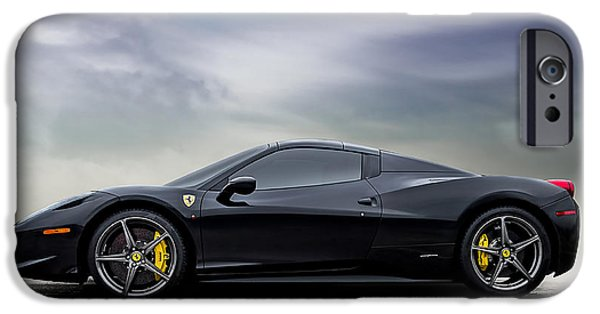 Sport Cars iPhone Cases - Dream #458 iPhone Case by Douglas Pittman