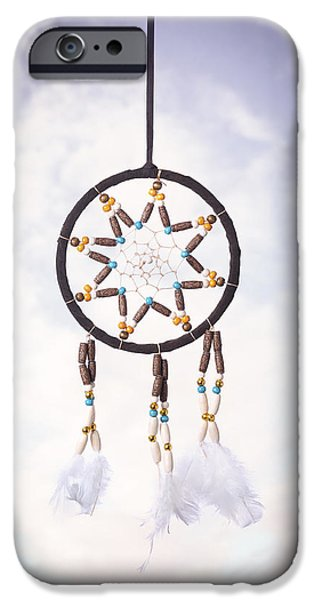 Dream Catcher iPhone Case by Amanda And Christopher Elwell