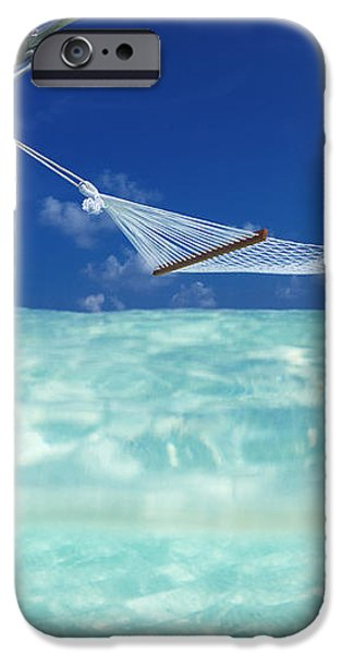 Dream Hammock. iPhone Case by Sean Davey