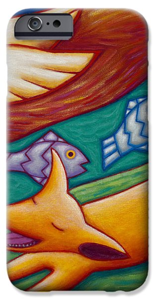 Dream Runner iPhone Case by Mary Anne Nagy