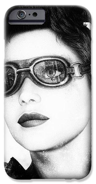 Dreamer iPhone Case by Bob Orsillo