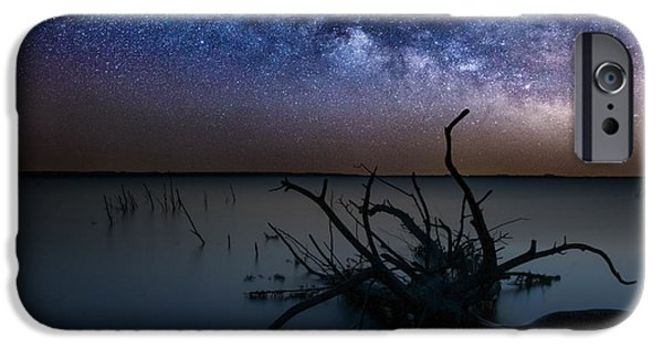 Rift iPhone Cases - Dreamscape iPhone Case by Aaron J Groen