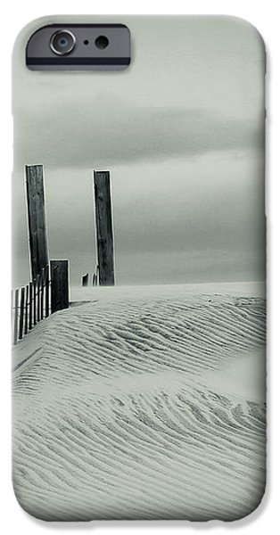 Drifting Dunes iPhone Case by Tom McGowan