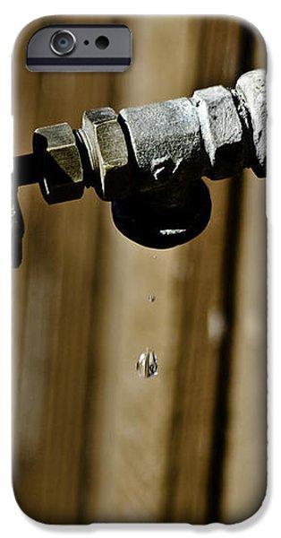 Drip...Drip...Drip...Drip iPhone Case by Trish Tritz