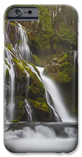 Dripping Wet iPhone Case by Darren  White