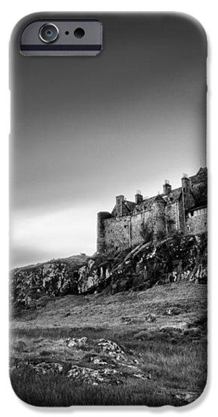 Duart Castle iPhone Case by Dave Bowman