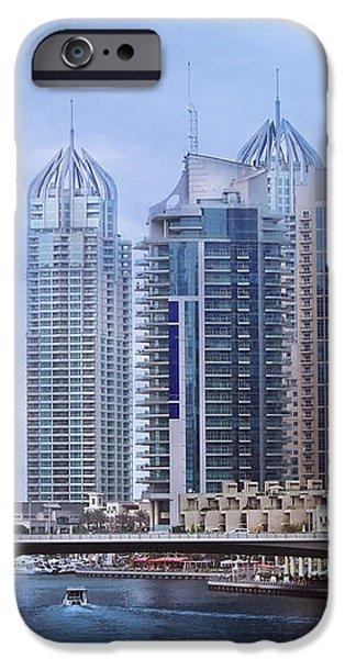 Dubai Marina iPhone Case by Jelena Jovanovic