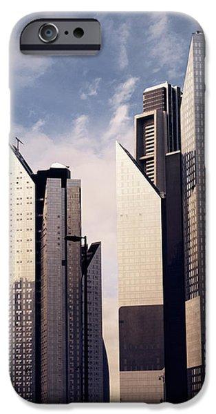 Dubai Skyline iPhone Case by Jelena Jovanovic