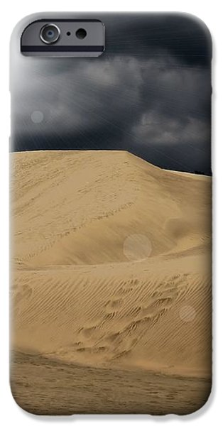 Dune iPhone Case by Flow Fitzgerald