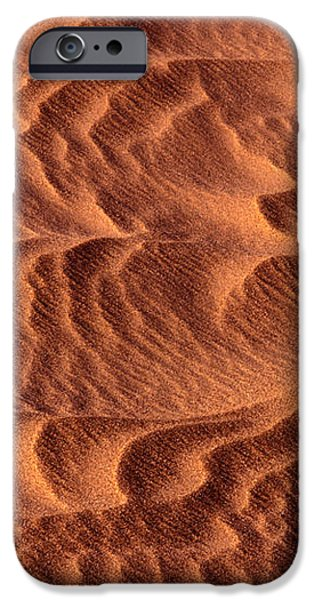 Dune Patterns - 246 iPhone Case by Paul W Faust -  Impressions of Light