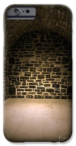 Dungeon iPhone Case by Edward Fielding