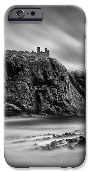 Dunnottar Castle 2 iPhone Case by Dave Bowman