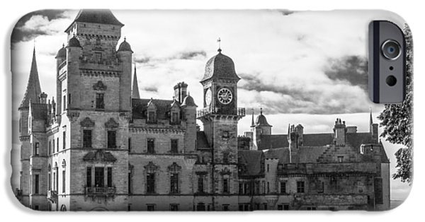 Countess iPhone Cases - Dunrobin Castle  iPhone Case by Ralf Kaiser