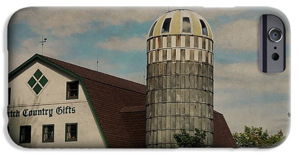 Weathervane Photographs iPhone Cases - Dutch Country iPhone Case by Dan Sproul