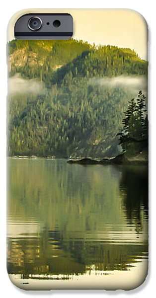 Early Morning Reflections iPhone Case by Robert Bales