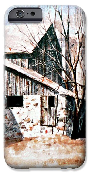 Early Spring iPhone Case by Hanne Lore Koehler