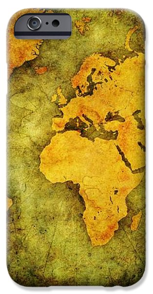 Earth and Brine iPhone Case by Brett Pfister