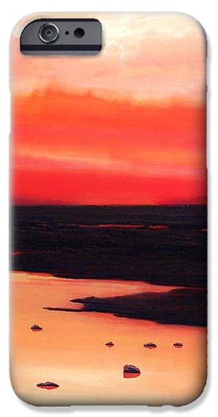 Earth Swamp iPhone Case by Paul Meijering