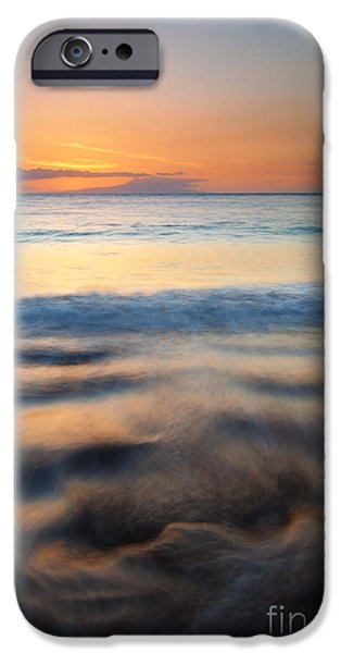Ebb iPhone Cases - Ebb iPhone Case by Mike  Dawson