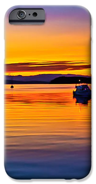 Echo Bay Sunset iPhone Case by Robert Bales