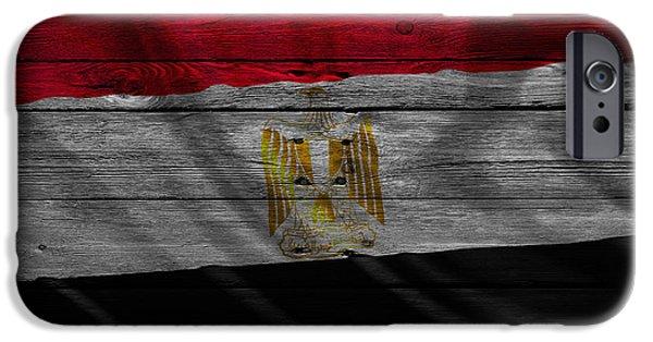 Egypt iPhone Cases - Egypt iPhone Case by Joe Hamilton