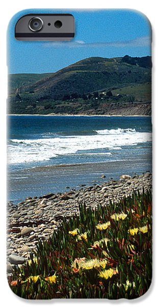 El Capitan Beach iPhone Case by Kathy Yates