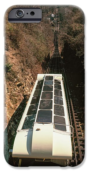 The Way Forward iPhone Cases - Elevated View Of Lookout Mountain iPhone Case by Panoramic Images