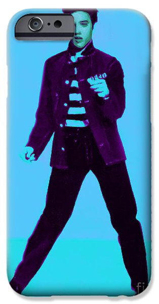Elvis is In The House 20130215p148 iPhone Case by Wingsdomain Art and Photography