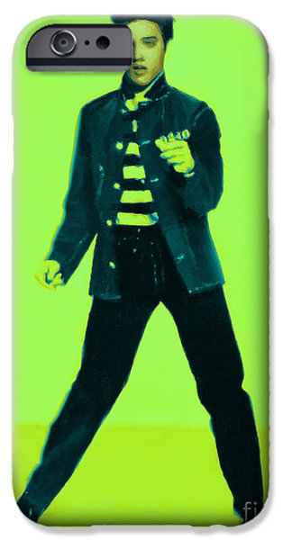 Elvis is In The House 20130215p42 iPhone Case by Wingsdomain Art and Photography