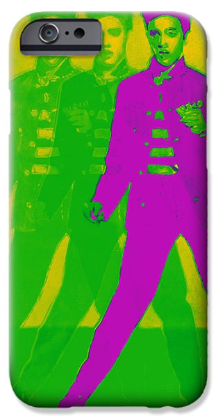 Elvis Three 20130215 iPhone Case by Wingsdomain Art and Photography