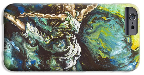 Embracing iPhone Cases - Embrace iPhone Case by Karina Llergo Salto