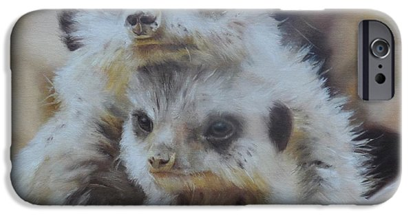 Freedom iPhone Cases - Embraced iPhone Case by Cherise Foster