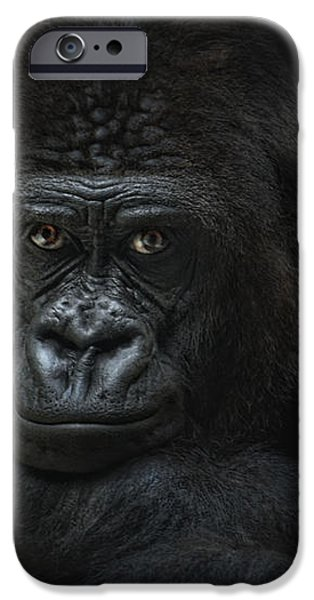 emotive robbery iPhone Case by Joachim G Pinkawa