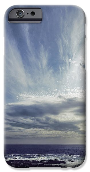 Skyscape iPhone Cases - Empyrean iPhone Case by Andrew Paranavitana
