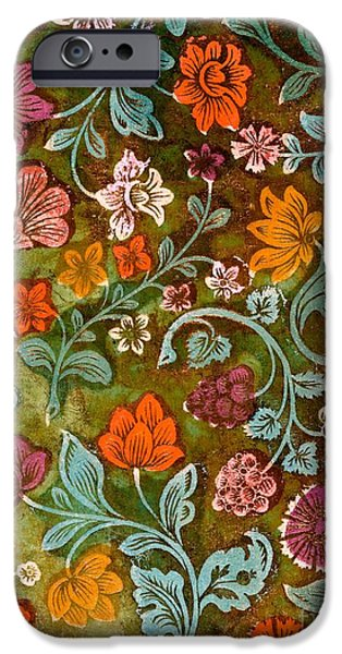 Device iPhone Cases - Endplate from a Turkish Book iPhone Case by Turkish School