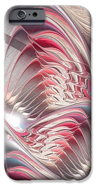 Passion iPhone Cases - Enigma iPhone Case by Anastasiya Malakhova