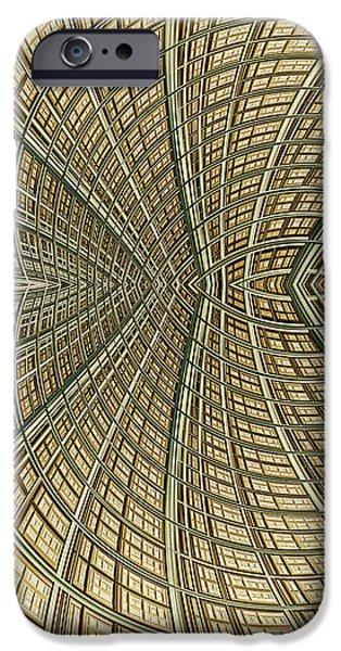 Enmeshed iPhone Case by John Edwards