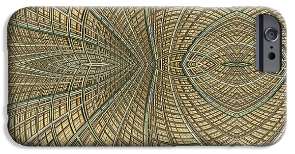 Recently Sold -  - Power iPhone Cases - Enmeshed iPhone Case by John Edwards