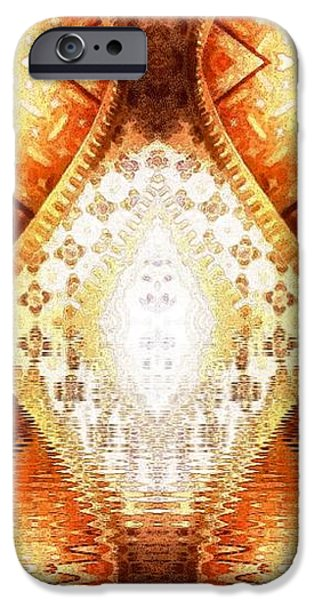 Abstract Forms iPhone Cases - Ennui iPhone Case by Candee Lucas