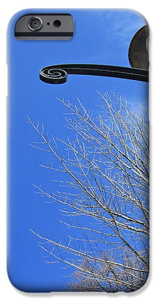 Going To Dumbarton House iPhone Case by Cora Wandel